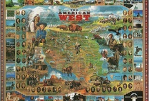 The American West / by Bonnie Callahan