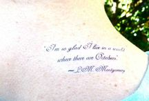 If I ever got a tattoo (not saying it would happen) / by Shai Cullop