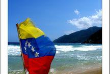 Venezuela / País en el Caribe latinoamericano bellezas naturales  / by Carolina Laguardia
