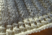 Knit, Knit...stitches / Stitches and patterns in knitting. / by Holly Kraus