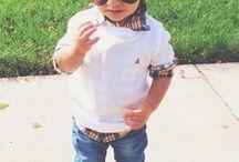 Little boys fashion... / by Mamma Junkie