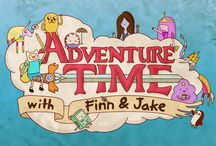 Adventure Time!! / by Anthony Plogger