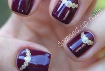 just another mani monday.. / by Wendy W