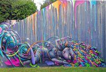 Street art / by
