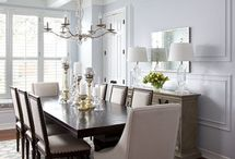 Dining room / by Jessica Rauen