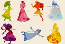 Disney / by Liz Palmer