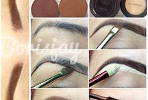 Maquillaje  / by Clementine Cochaud