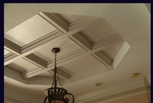 The fifth wall - ceilings / by Una Johnstone