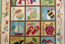 Calender quilts / by jbm quilts