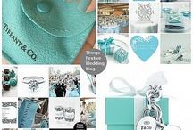 Wedding Tiffany theme / by JeSs Caves