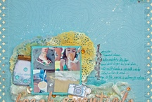 Scrapbooking pages / by Alloverthat