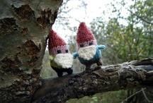 gnomes / by Sarah Beck