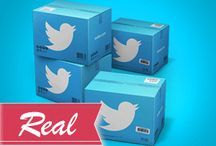 Buy real twitter followers  / by deloris richter