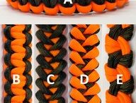 Be Prepared-Paracord & Knots Uses / by Andrea Crandall