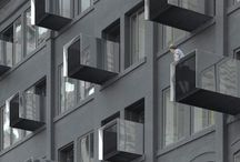 Balconies / by Dezeen magazine