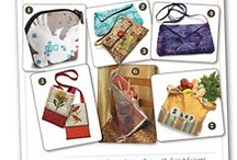 Totes, small purses, bags to sew / by Eileen Johnson