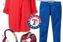 Texas Rangers / by Emily Neuberg