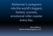 Alzheimer's Care Partner / by Bob DeMarco