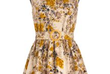 Yellow Dresses / by Alison Burke