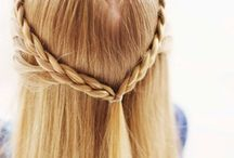 Girls Hair / by Neiko Gilgen