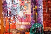 My Heart Belongs To Boho, Hippie, Artist, Goddess, Gypsy Inspired... / by Maitri Libellule