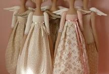 Dolls / by Janette Hemingway