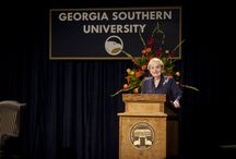 Campus Speakers / Speakers who have visited the Eagle Nation / by Georgia Southern University