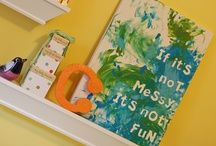 Creative Hang Time / Easy crafts / by Angela McPherson