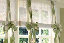 Window Treatments / by Jennifer Dickey
