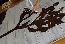 Craft Ideas / by Turning Leaf Crafts /Laura Locke