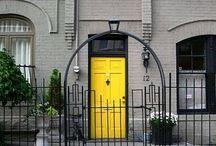 Doors / by Heath Perry