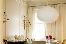 Interiors - Dining Room / by Indie Fashion Love