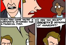 Lawyers! (and Law School) / by Timothy Carignan