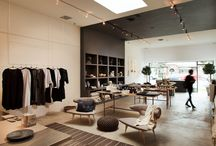 Retail Spaces / by Michelle