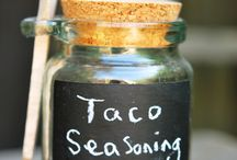 Seasonings / by Kathy Alyea