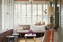 sunroom / by Jill Greenman