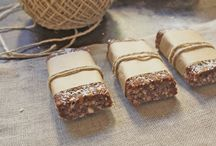 Granola Bars and Lara Bars / by Jennifer P