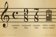 Music (Theory) / by Enoch Jacobus