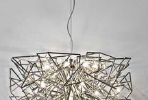 CHANDELIERS / by Casey Simpson