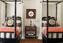 Bedrooms / by Lisa Bennett