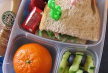 Packed lunches / by Melissa Kugler
