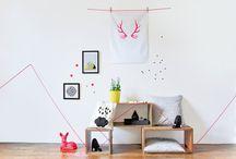 Home / Interior / by Mes cerises / Stéphanie B /