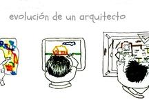 Un arquitecto... / by Lucia Peña