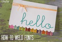 Card Making / by Shannon Crabill