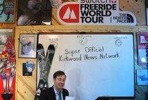 Powder Ma's Skitown Throwdown 2013!  / by Kirkwood Mountain