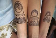 Tattoos / by Jules Celestine