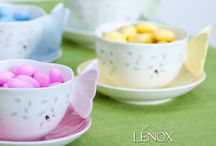Easter Entertaining / Fun ideas for entertaining at Easter and other times during Spring. / by Lenox
