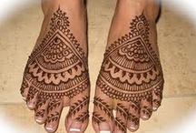 henna ideas / by Danelle Jones