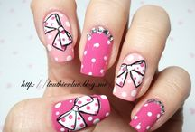 nails ... / by ♕..AMŸ♡ ...