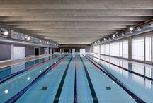 Be A Master (Masters Thesis Research- Swimming Facilities) / by Chamberlaine B.